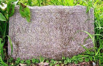 Amos Boatwright Marker