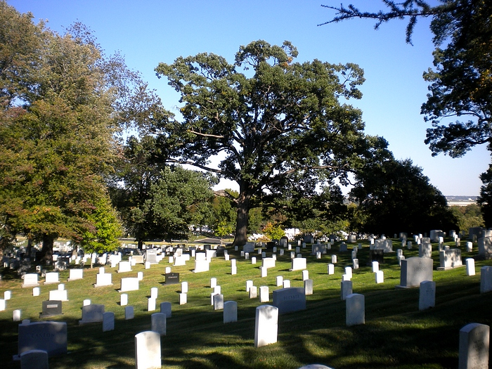 Arlington National Cemetery, Arlington, Virginia: