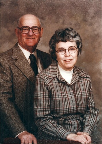 Arthur Dale and Phylis Yvonne Boyd Boatright