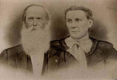 Azariah and Mary Clark Boatwright: