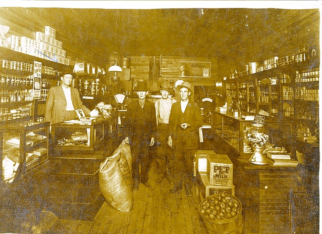 Benjamin Franklin Boatright General Store