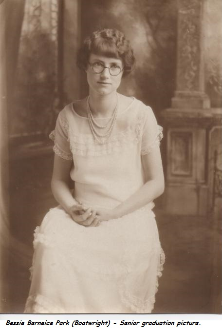 Bessie Berneice Boatwright
