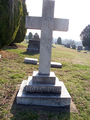 Boatwright - Harris Family Plot, Fairview Cemetery, Roanoke, Virginia