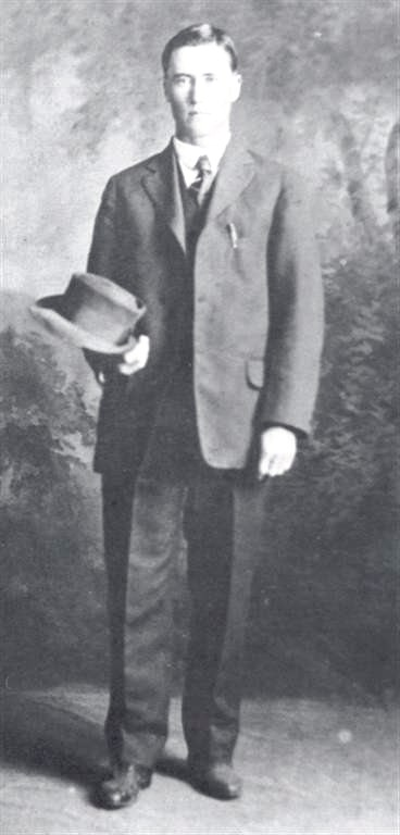 Clarence Monroe Boatright