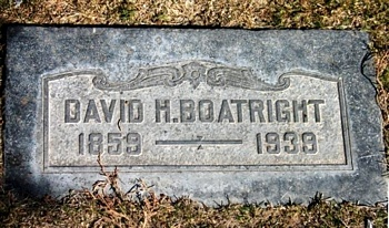 David Harrison Boatright Marker