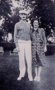 Dean Duggins Boatright and Mildred Gertrude Collins