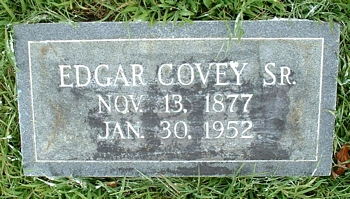 Robert Edgar Covey Marker