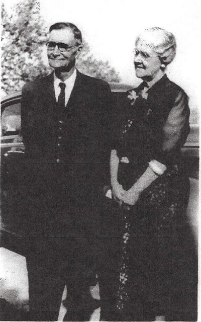 Homer Egbert and Maude L. Blakesley Boatright