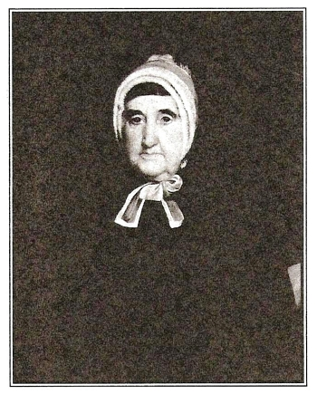 Elizabeth Faust Boatwright Portrait