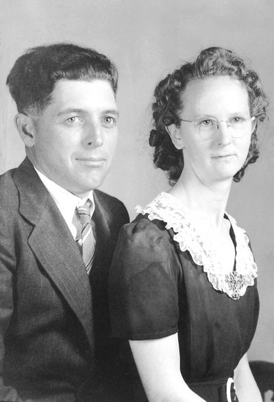 Erah Dorothy Boatright and Clyde E. Cline