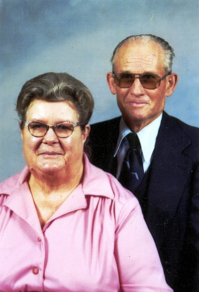 Ernest Grady and Lois Millikin Boatright