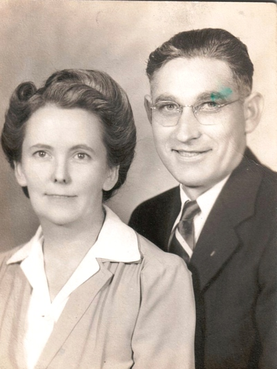 Frederick H. Boatright and Sylvia Mae Cummings