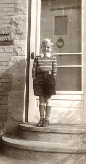 George Francis Boatright - age 6 - 1941