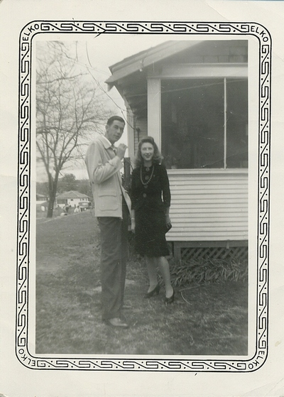 Harold Lee and Verla Lee Brooks Boatright