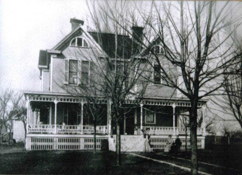 Isaac Washington Boatright House: