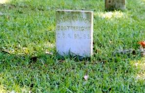 JQA Boatwright Marker