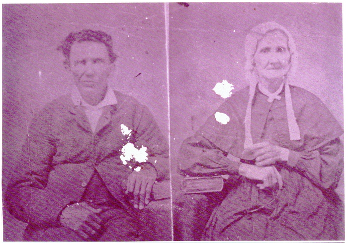 James A. Boatright and Mary Catherine Bell: