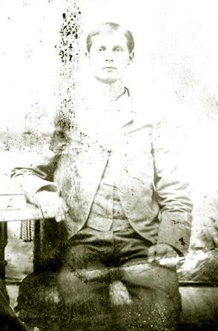 James Bruce Carter - taken about 1888