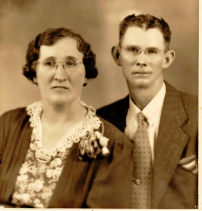 James Emmett and Lillie Mae McCall Boatright