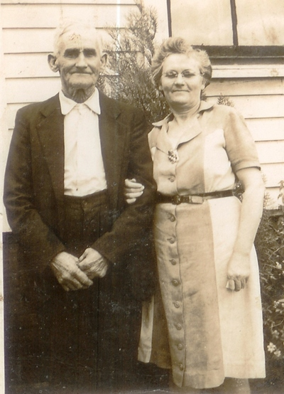 James Irwin and Emma Mae Boatwright