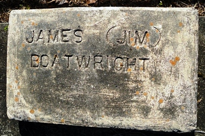 James Jason Boatwright Gravestone