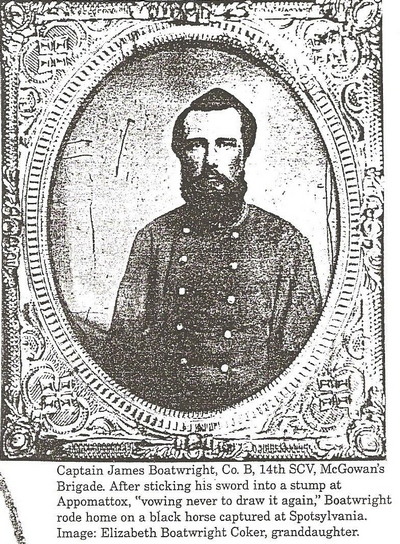 Captain James Boatwright