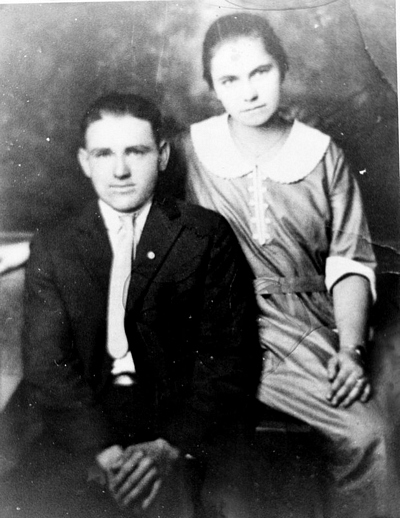 James Thomas and Dortha Delorus Hassell Boatwright: