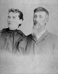 John Waller and Louisa Wylie Boatright: