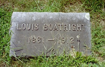Louis Boatright Marker