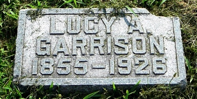 Lucy Ann Boatright Marker