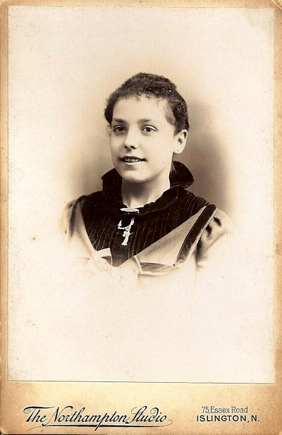 Mable May Carter - Age 13