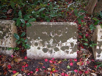 Mary Lord Boatwright Gravestone
