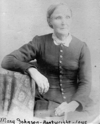 Mary E. Johnson Boatwright