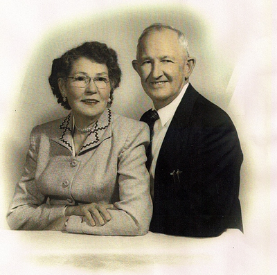 Mary Inez Boatwright and Hezekiah K. Tant
