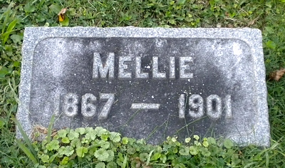 Mellie Boatright Marker