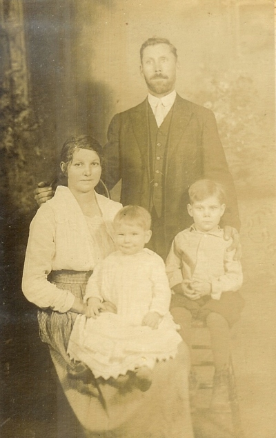 Melvin Jasper Boatwright Family