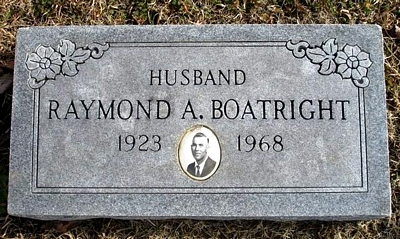 Raymond Arory Boatright Marker