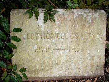 Robert Howell Gwaltney Gravestone