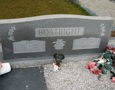 Ron N. Boatright Gravestone