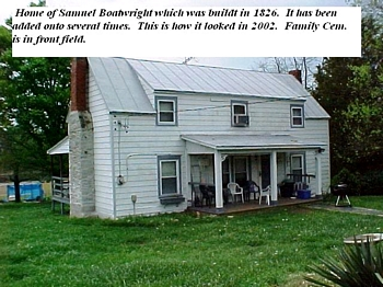 Samuel Boatwright House