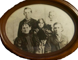 Thomas Franklin Boatright Family