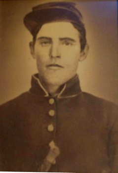 Irvin Thomas Boatright Civil War picture