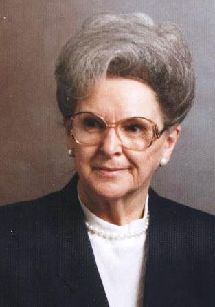 Virginia Azile Wampler Boatright