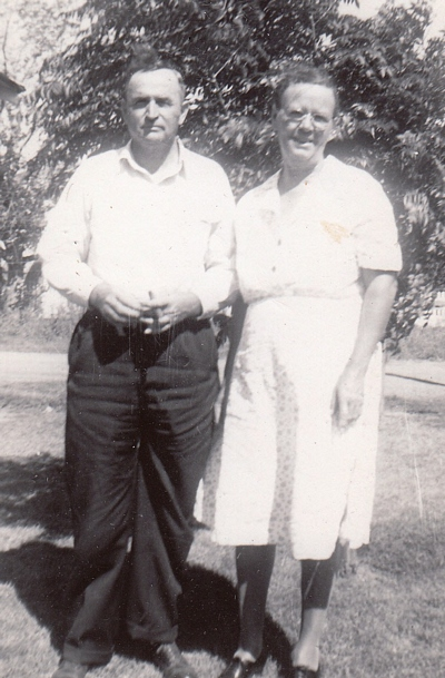 Walter Ivy and Gladys Ann Richardson Boatright