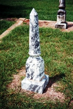 William Carter Boatwright Gravestone