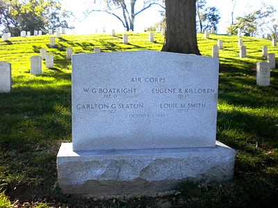 William Gary Boatright Gravestone: