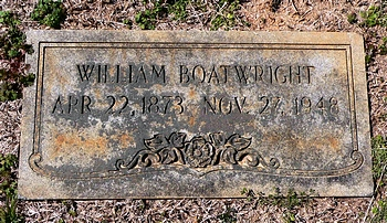 William M. Boatwright Marker